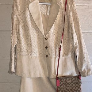 Sheath Dress with Matching Jacket